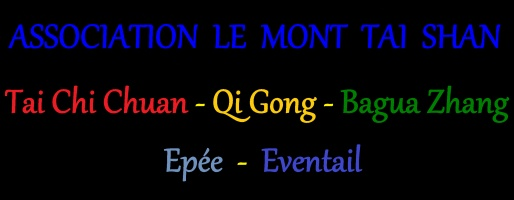 ASSOCIATION  LE  MONT  TAI  SHAN